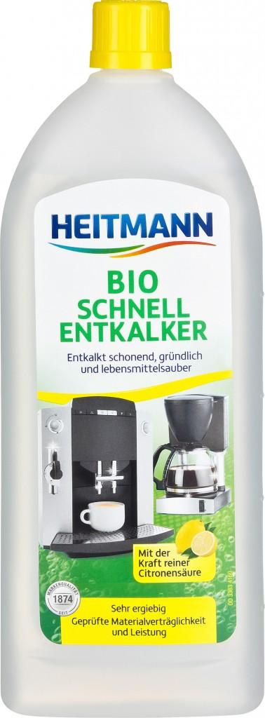 Heitmann Kahve Maki̇neleri̇ İçi̇n Hizli Bi̇yo Ki̇reç Çözücü Sivi