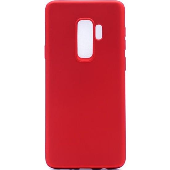 Sunix Samsung Galaxy S9 Plus Kılıf Ultra İnce Mat Silikon
