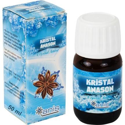 Anis Kristal Anason Aroması 2 X 50 Ml